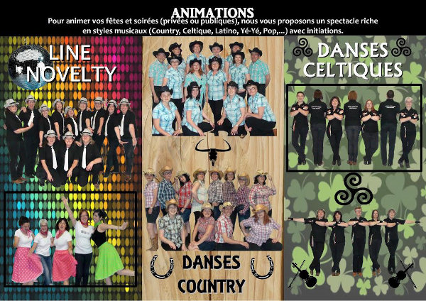 grands gites correze country animations